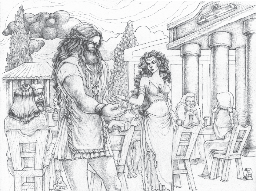 Samson and Delilah — a True-Love Story