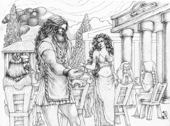 Samson and Delilah — a True Love Story